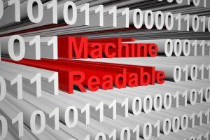 Machine Readable Ontologies