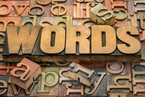 Words Have Power! (Part 2)